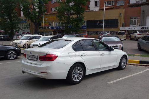 BMW 3-Series 2015 - отзыв владельца