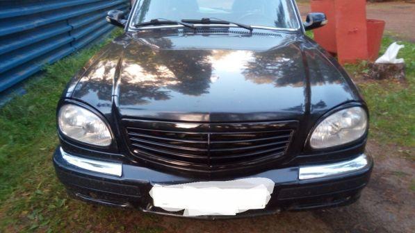 ГАЗ 31105 Волга 2006 - отзыв владельца