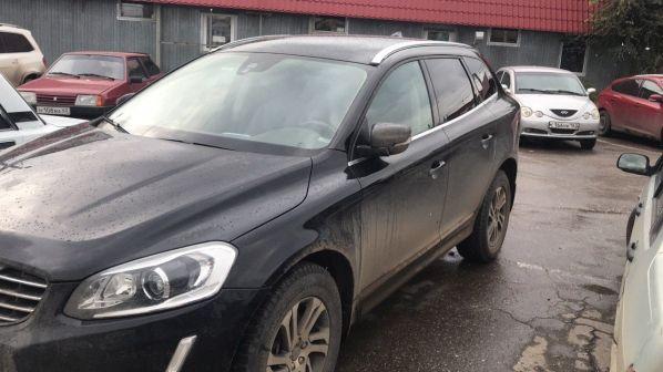 Volvo XC60 2012 - отзыв владельца