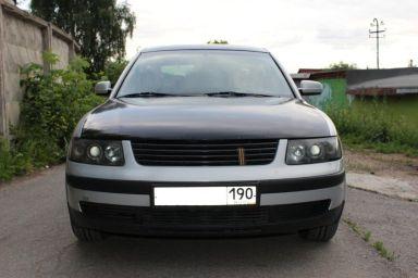 Volkswagen Passat 1998 отзыв автора | Дата публикации 29.10.2017.