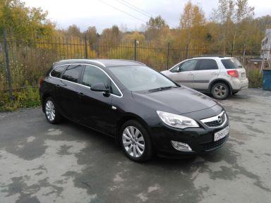 Opel Astra 2012 отзыв автора | Дата публикации 30.10.2017.