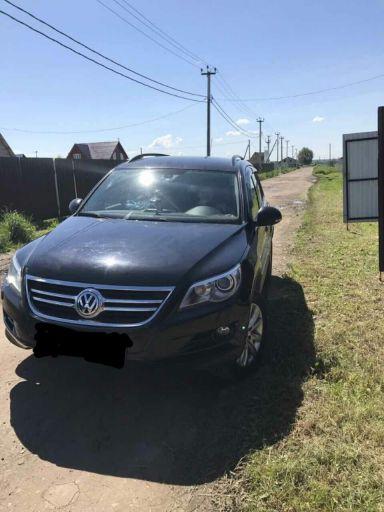 Volkswagen Tiguan 2010 отзыв автора | Дата публикации 31.10.2017.