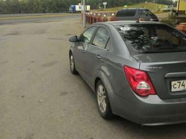 Chevrolet Aveo 2015 отзыв автора | Дата публикации 20.06.2015.