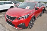 Peugeot 3008. КРАСНЫЙ (ULTIMATE RED) (M5F3)