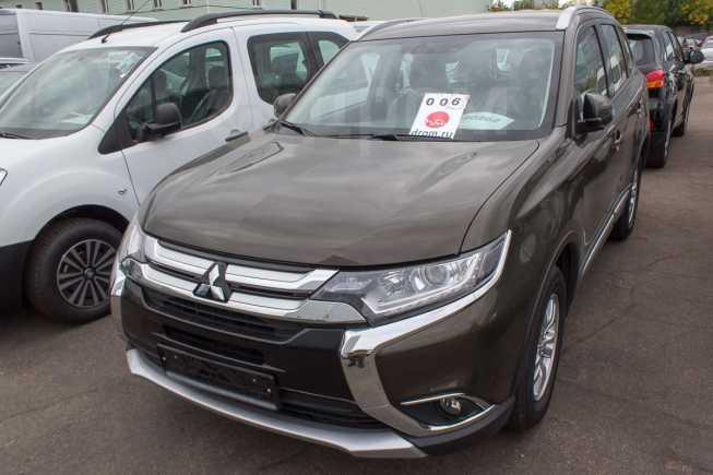 Mitsubishi Outlander, 2018 год, 1 822 000 руб.