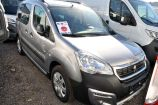 Peugeot Partner Tepee. СВЕТЛО-СЕРЫЙ (GRIS ARTENSE) (F4MO)