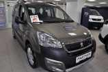 Peugeot Partner Tepee. СЕРО-КОРИЧНЕВЫЙ (NOCCIOLA) (L8M0)