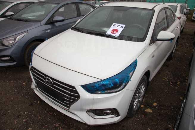 Hyundai Solaris, 2018 год, 899 900 руб.