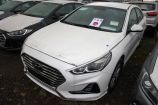 Hyundai Sonata. PURE WHITE / WHITE CREAM (NW / WC9)