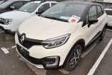 Renault Kaptur. СЛОНОВАЯ КОСТЬ С КРЫШЕЙ ТЕМНЫЙ КАШТАН (XZY)