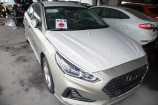 Hyundai Sonata. LUMINOUS BEIGE (UB9)