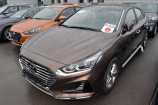 Hyundai Sonata. SHADE BRONZE (59C)