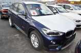 BMW X1. СРЕДИЗЕМНОМОРСКИЙ СИНИЙ (C10)
