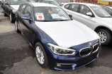 BMW 1-Series. СРЕДИЗЕМНОМОРСКИЙ СИНИЙ (С10)