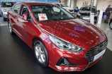 Hyundai Sonata. VALENTINE RED (V9R)