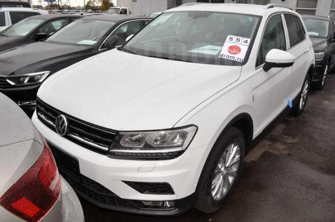 Volkswagen Tiguan, 2018 год, 2 468 500 руб.