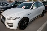 Jaguar F-Pace. YULONG WHITE_БЕЛЫЙ