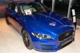 Jaguar XE. CAESIUM BLUE
