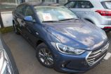 Hyundai Elantra. STARGAZING BLUE_СИНИЙ ПЕРЛАМУТР (SG5)