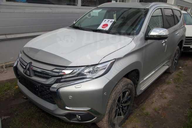 Mitsubishi Pajero Sport, 2018 год, 2 745 731 руб.
