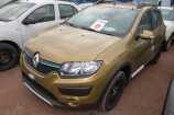 Renault Sandero Stepway. ОЛИВКОВЫЙ