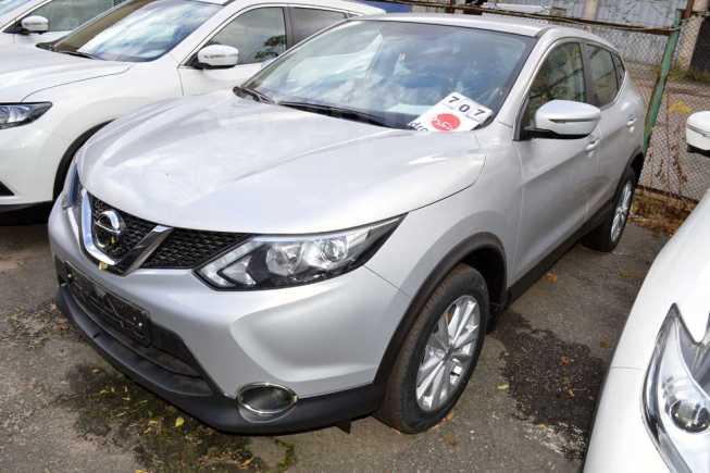 Nissan Qashqai, 2018 год, 1 662 000 руб.