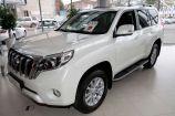 Toyota Land Cruiser Prado. ЖЕМЧУЖНО-БЕЛЫЙ ПЕРЛАМУТР (070)