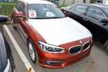 BMW 1-Series. ОРАНЖЕВЫЙ ЗАКАТ (C1X)