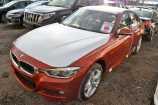 BMW 3-Series. ОРАНЖЕВЫЙ ЗАКАТ