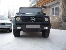 Усть-Кут G-Class 1995