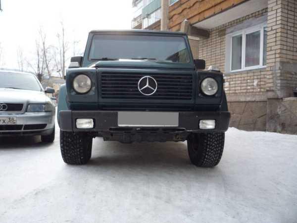 Mercedes-Benz G-Class, 1995 год, 650 000 руб.