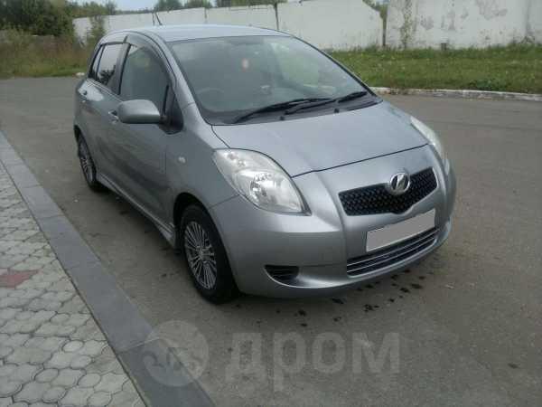 Toyota Vitz, 2007 год, 290 000 руб.