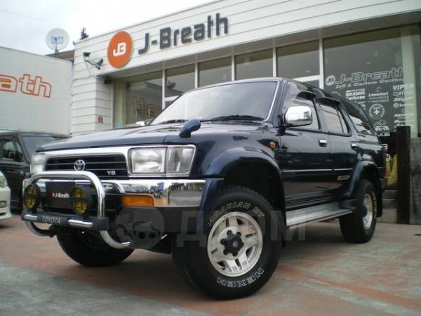 Toyota Hilux Surf, 1994 год, 240 000 руб.