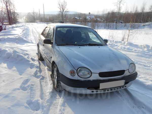 Toyota Corolla, 1998 год, 198 000 руб.
