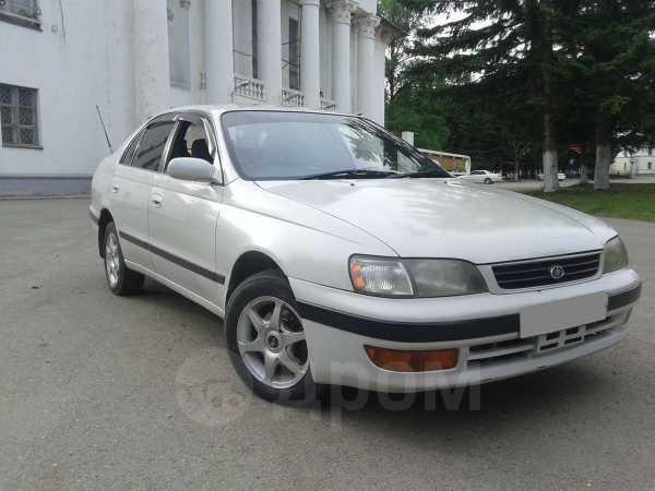 Toyota Corona, 1995 год, 165 000 руб.