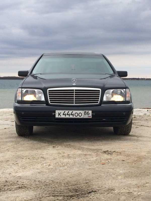 Mercedes-Benz S-Class, 1998 год, 800 000 руб.