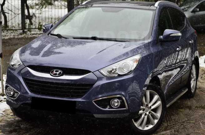 Hyundai ix35, 2011 год, 930 000 руб.