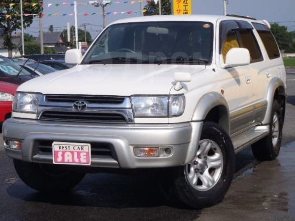 Toyota Hilux Surf, 2000 год, 329 000 руб.