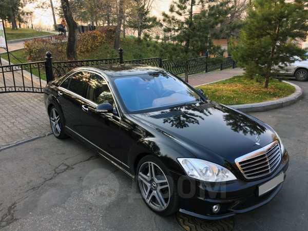 Mercedes-Benz S-Class, 2008 год, 1 180 000 руб.