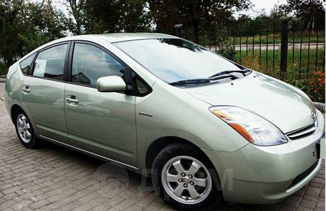 Toyota Prius, 2007 год, 520 000 руб.