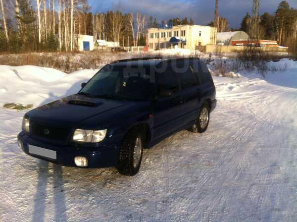 Subaru Forester, 2001 год, 351 000 руб.