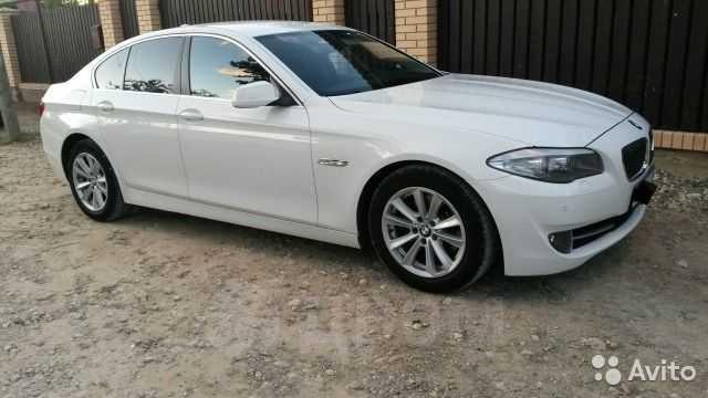 BMW 5-Series, 2011 год, 1 070 000 руб.