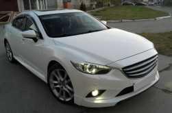 Урай Mazda6 2014