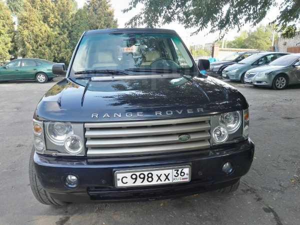 Land Rover Range Rover, 2002 год, 870 000 руб.