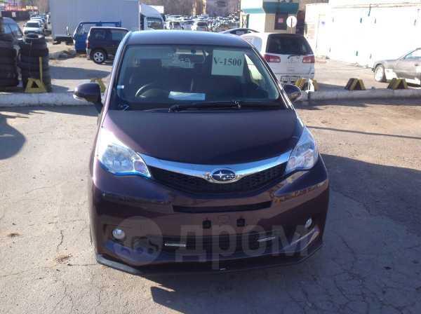 Subaru Trezia, 2013 год, 570 000 руб.