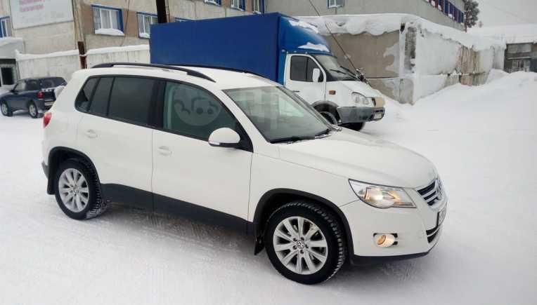 Volkswagen Tiguan, 2008 год, 570 000 руб.