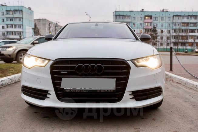 Audi A6, 2012 год, 899 999 руб.
