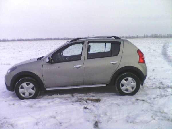 Renault Sandero Stepway, 2011 год, 490 000 руб.