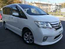 Москва Nissan Serena 2013