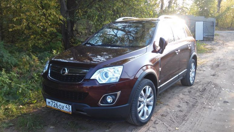 Opel Antara, 2014 год, 1 150 000 руб.